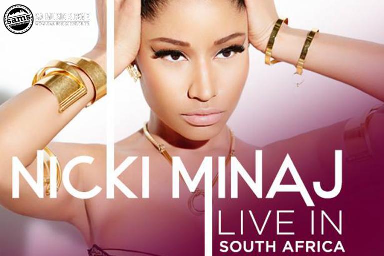 Nicki Minaj South African Tour 2016