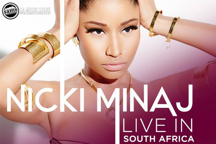 Nicki Minaj South African Tour 2016