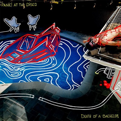 ALBUM REVIEW: Panic! At The Disco – Death Of A Bachelor