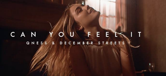 VIDEO: DJ Qness & December Streets – Can You Feel It