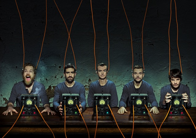 INTERVIEW AND WIN: Karnivool