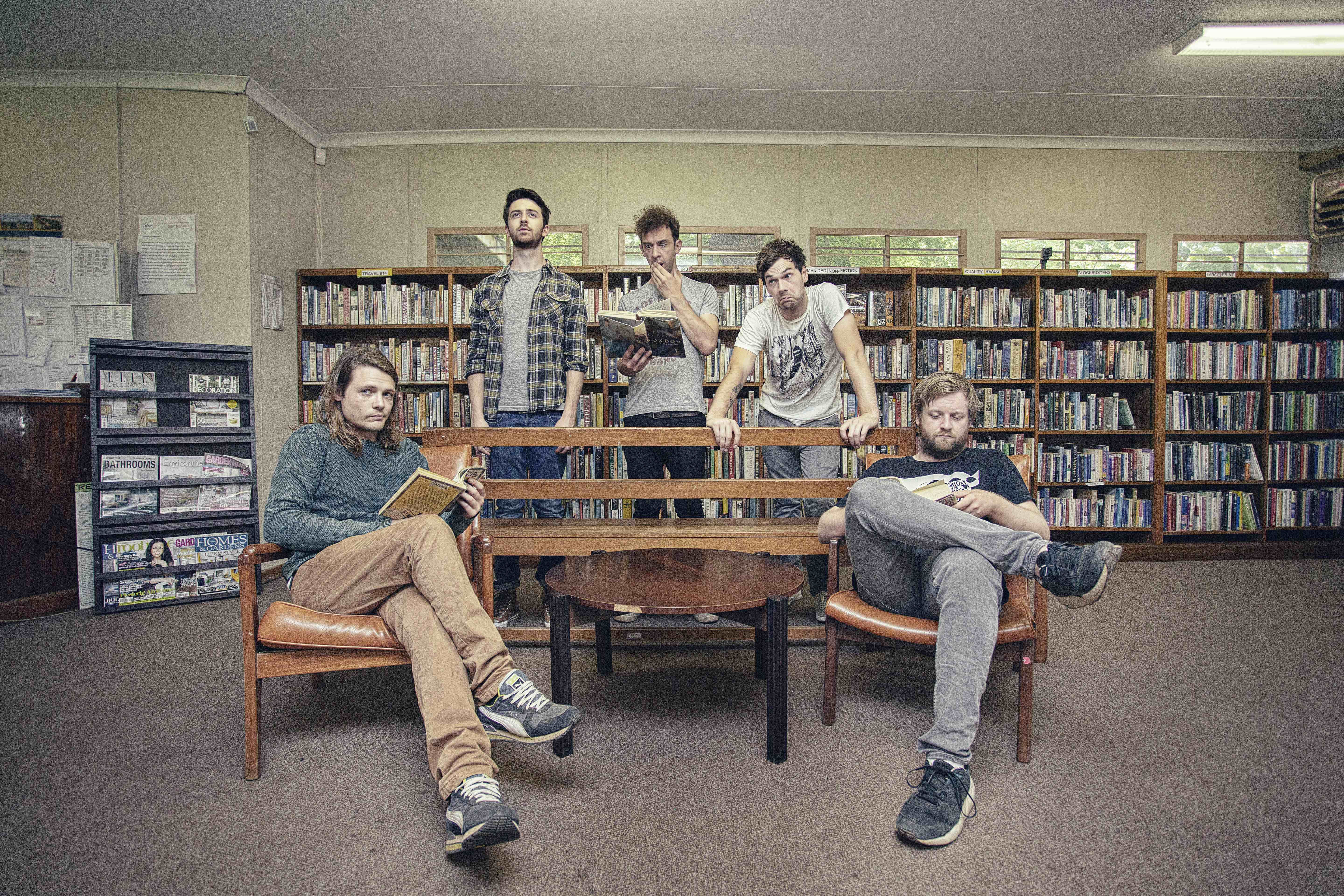 Win Tickets To See Shortstraw and The Plastics Live At Kirstenbosch