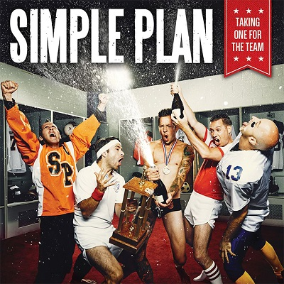 ALBUM REVIEW: Simple Plan – Taking One For The Team