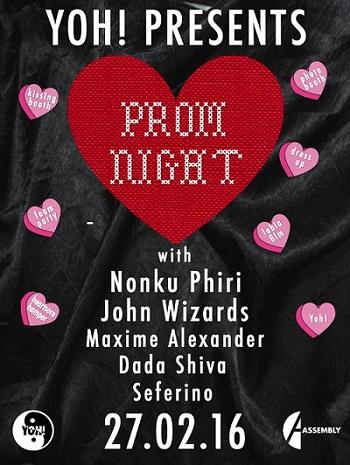 Win Tickets To YOH! Prom Night