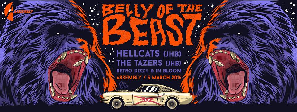 LIVE REVIEW: Belly of the Beast – The Assembly