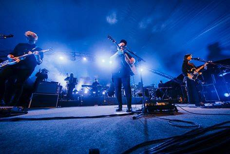 LIVE REIVEW: Of Monsters and Men Live At Kirstenbosch Botanical Gardens