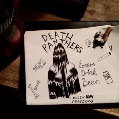 PREMIERE: Death Panthers – Losers Drink Beer