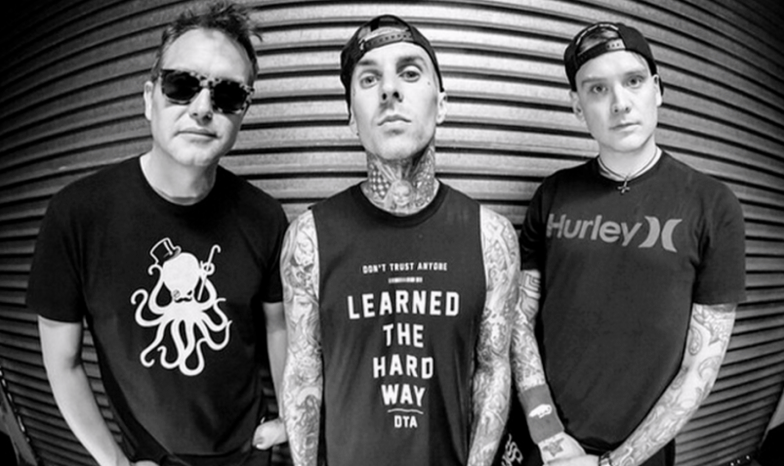 "LISTEN: Blink-182 ""Bored to Death"""