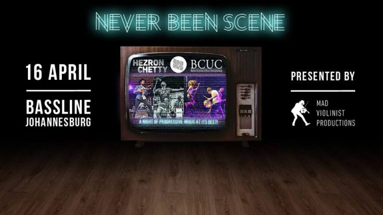 WIN: NEVER BEEN SCENE Presented by Mad Violinist Productions