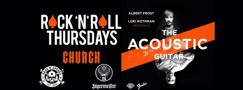Win Tickets To The Acoustic Guitar