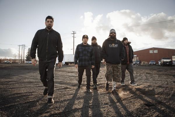 Interview: Deftones