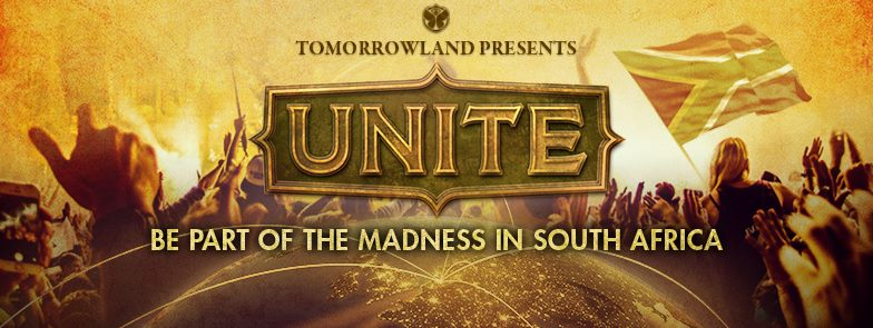 WIN: Tomorrowland UNITE VIP Tickets (JHB)