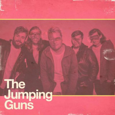 EP REVIEW: The Jumping Guns – Self-Titled