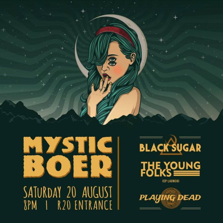 The Young Folks EP Launch with Black Sugar