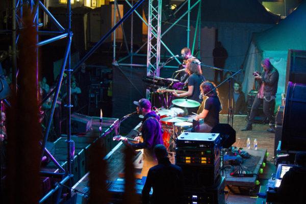 Live Review: KONGOS at Hillcrest Quarry