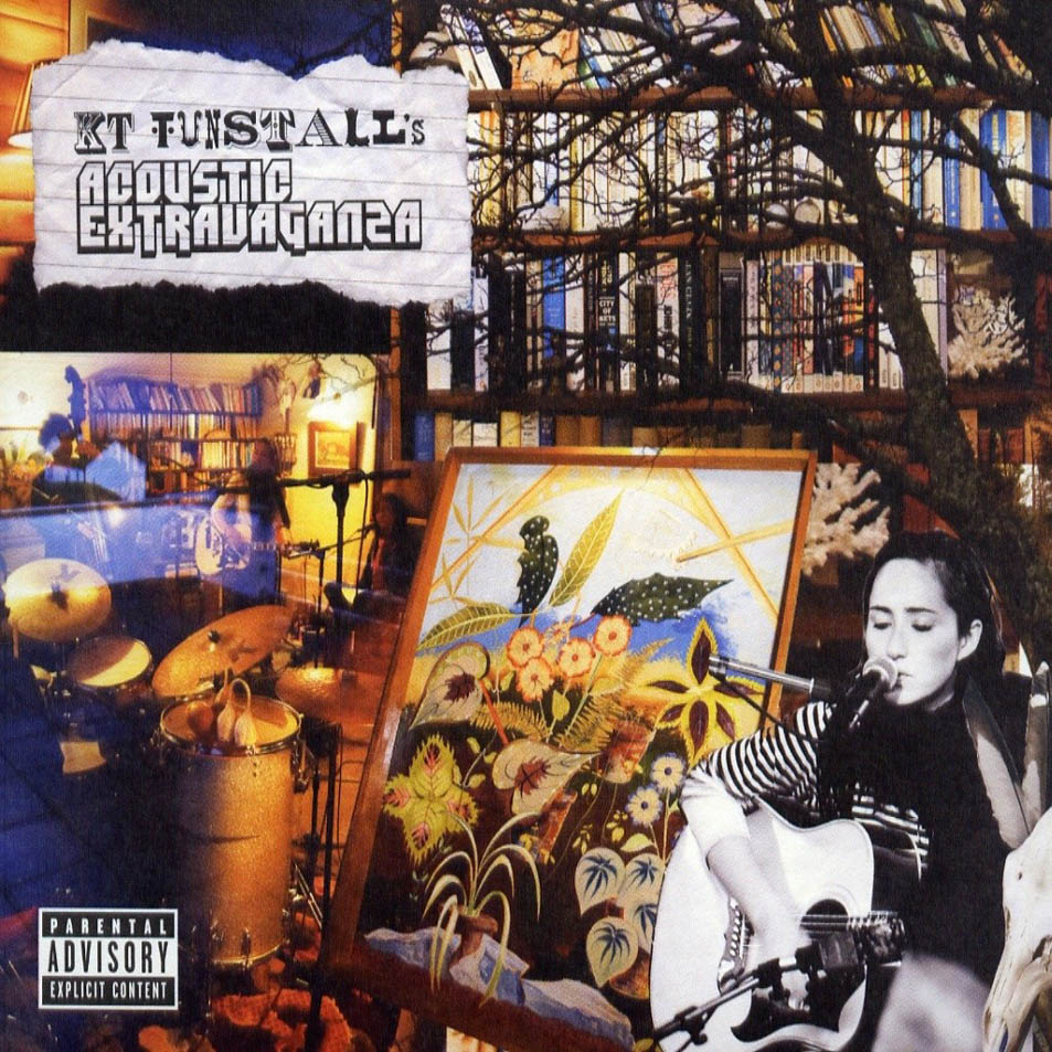 """KT TUNSTALL: A Guide through her Universe. PART THREE: """"KT Tunstall's Acoustic Extravaganza"""""""