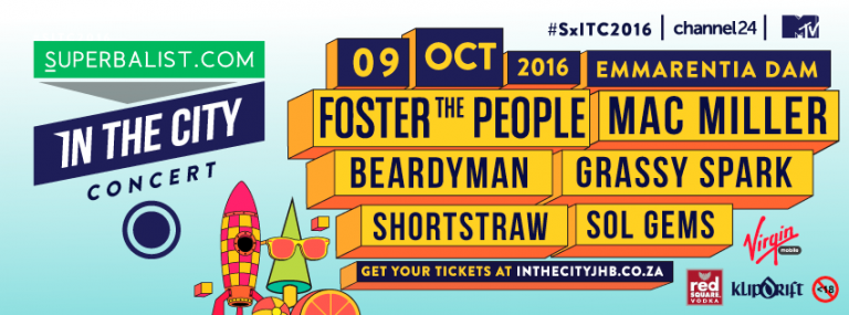 Get Ready For Superbalist In The City & WIN