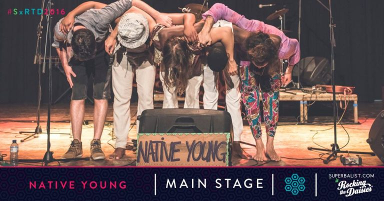 Native Young: The Road To Daisies