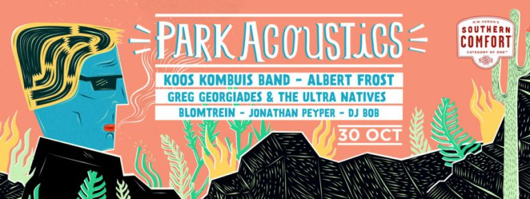 Get To Know Albert Frost Before Park Acoustics