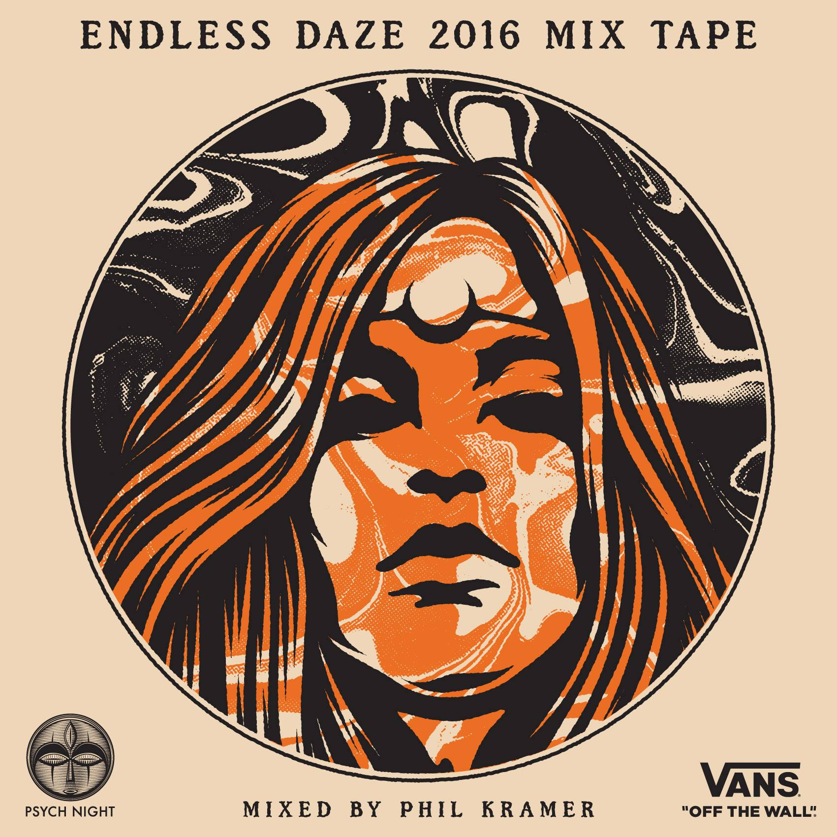 Endless Daze 2016 Mix Tape