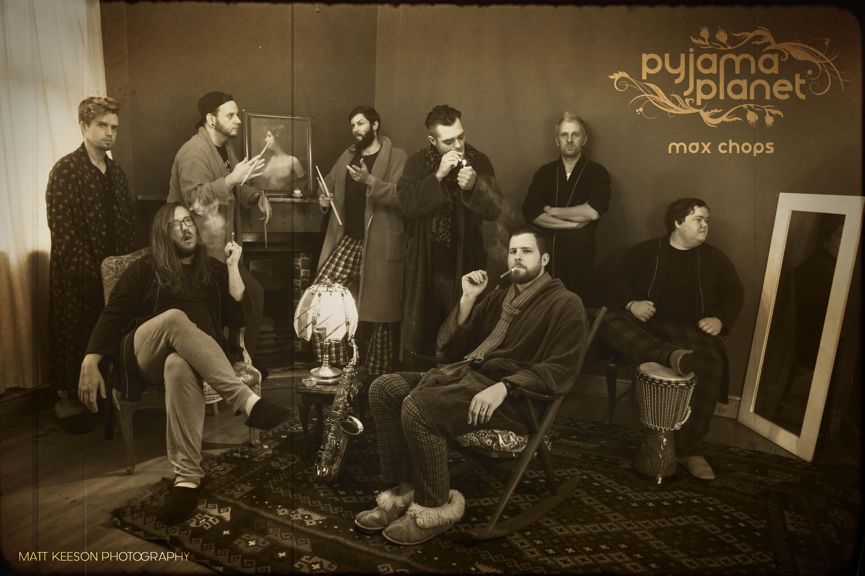 REVIEW: Pyjama Planet – Max Chops