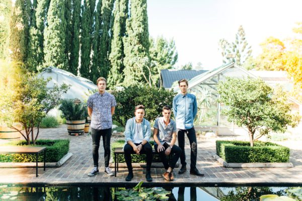 SINGLE REVIEW: The Vanilla – Canopies
