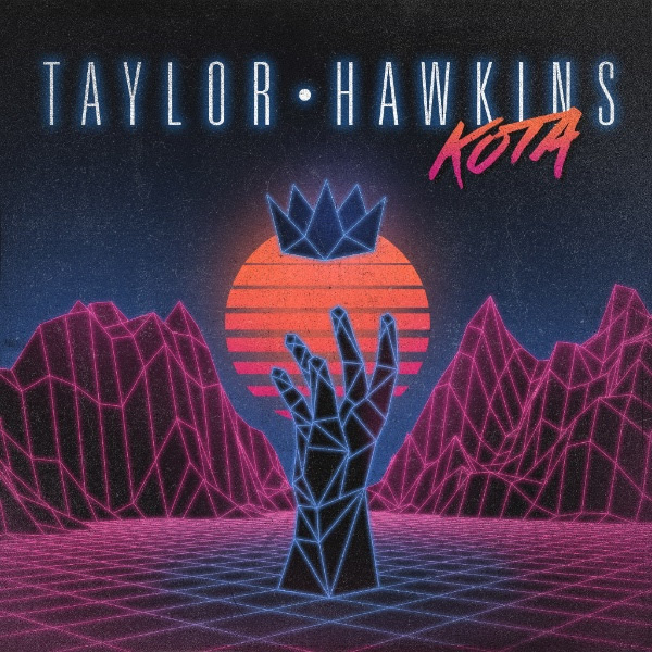 Foo Fighters' Taylor Hawkins launches badass solo album!