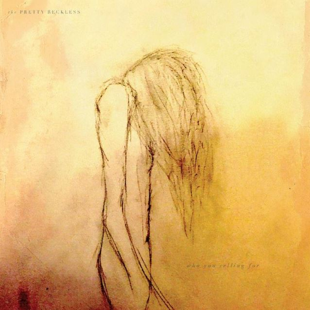 ALBUM REVIEW: The Pretty Reckless – Who You Selling For