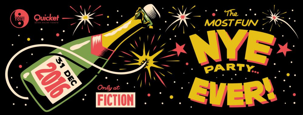 Win Tickets To The Most Fun New Year's Eve Party